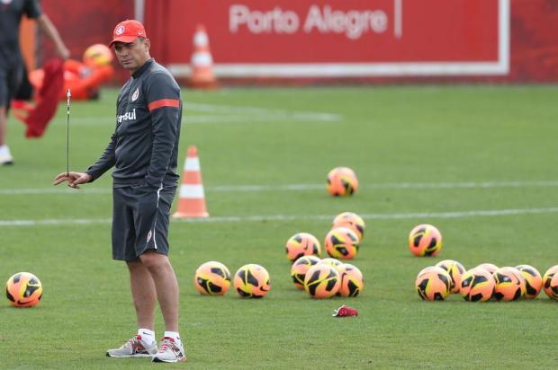 Clemer garante equipe motivada para o Brasileirão e admite ano devedor do Inter Diego Vara/Agencia RBS