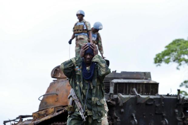 Principal grupo guerrilheiro da República Democrática do Congo declara fim de conflito Junior D. Kannah/AFP