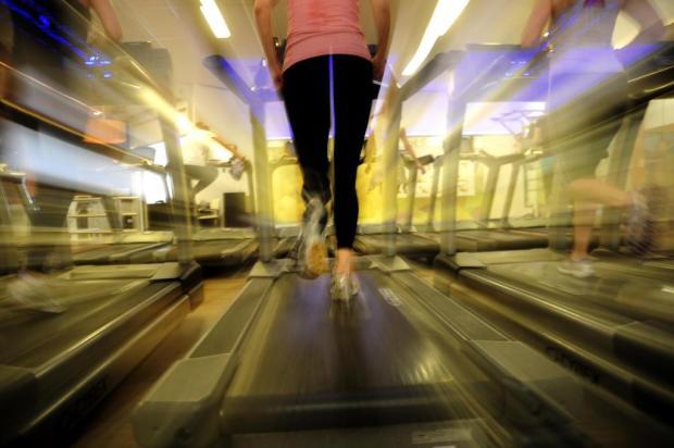 Praticar exercícios físicos com frequência evita problemas cardiovasculares em pessoas com diabetes tipo 2 Ricardo Wolffenbüttel/Agencia RBS