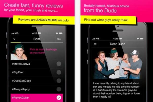 Facebook e Lulu terão de se manifestar sobre processo Reprodução/iTunes Store