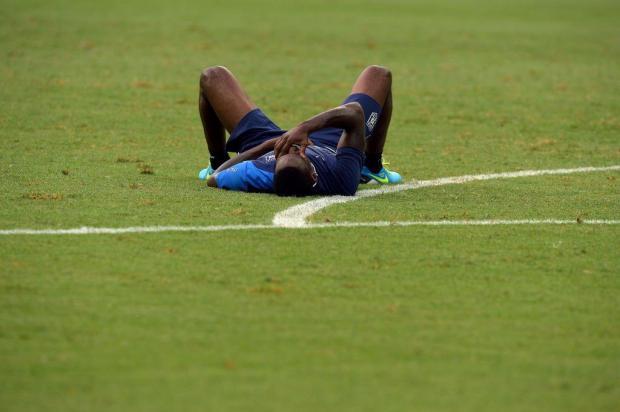 Sindicato de jogadores quer veto a partidas da Copa do Mundo às 13h VINCENZO PINTO/AFP