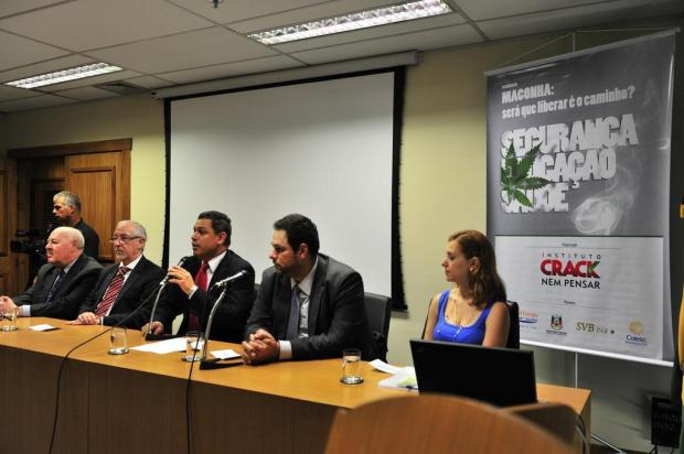 Maconha em debate na Capital: liberar é o caminho? Adriana Franciosi/Agencia RBS