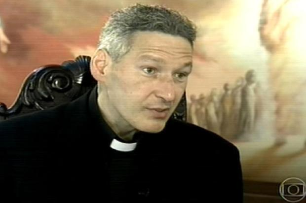 Padre Marcelo Rossi revela ter passado por depressão e anorexia Reprodução TV Globo/reprodução TV Globo