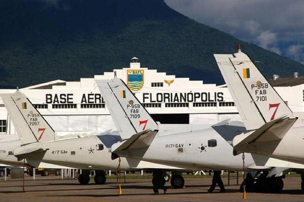 Possível fim de bases aéreas mexe com o meio militar Divulgação/STI-BAFL