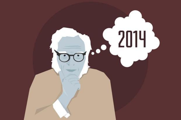 Como será 2014 segundo as previsões de Isaac Asimov, 50 anos atrás Henrique Tramontina/Arte ZH
