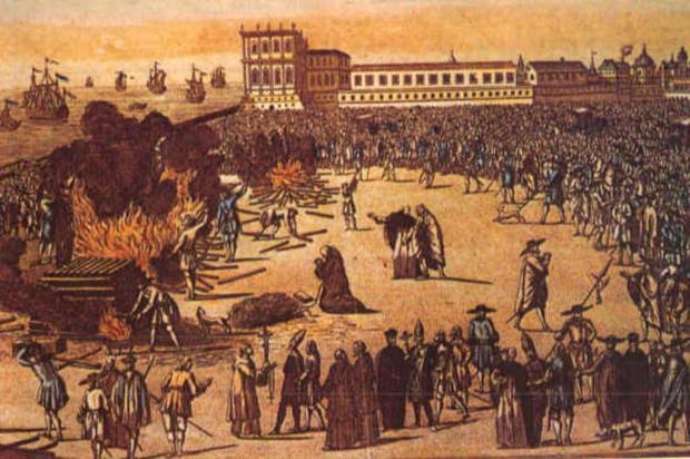 """Inquisição atuou no Brasil com a ajuda de elites em busca de """"status"""", diz estudo Reprodução/Reprodução"""