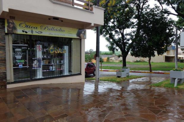 Assalto a joalheria termina com policial baleado em Selbach, no norte do Estado Etson Oliveira/Arquivo Pessoal