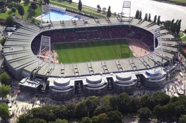 Polícia alemã afirma que OVNI sobrevoou estádio do Werder Bremen Divulgação/Divulgação