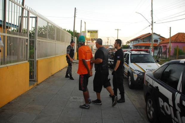 Supeitos de matar homem a pauladas e pedradas são presos em Cidreira Brigada Militar/Divulgação