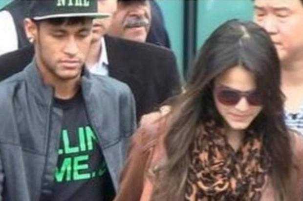 Neymar e Bruna Marquezine não estão mais juntos Reprodução/Canal N,Peru