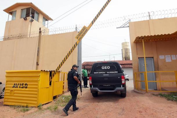 Agente conta o que viu e ouviu ao entrar no presídio de Pedrinhas, no Maranhão MÁRCIO FERNANDES/ESTADÃO CONTEÚDO