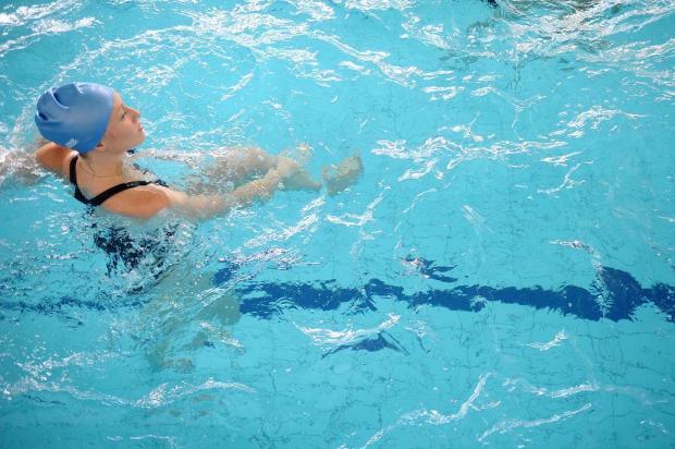 Atividades aquáticas relaxam e melhoram o condicionamento  Jonas Ramos/Especial
