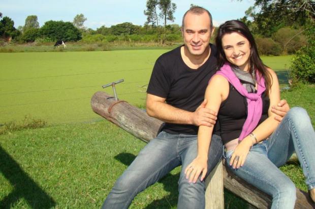Vítima de acidente, Fernanda Hespanhol vibrava com a gravidez de três meses Reprodução/Facebook