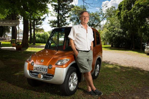Conheça o carro elétrico made in RS Cesar Lopes/Especial