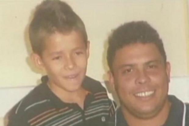 Apadrinhado por Ronaldo Nazário, fenômeno do futebol capixaba vai jogar no Grêmio Arquivo Pessoal/Arquivo Pessoal