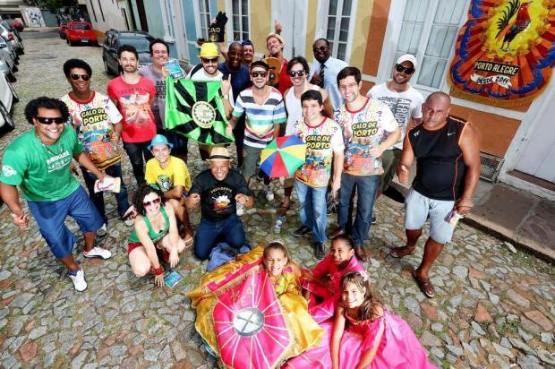 Carnaval de rua da Cidade Baixa, em Porto Alegre, começa neste sábado Bruno Alencastro/Agencia RBS