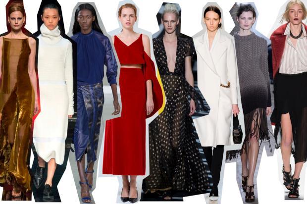 5 tendências que vão pegar no outono/inverno 2014 Style.com, Reprodução/