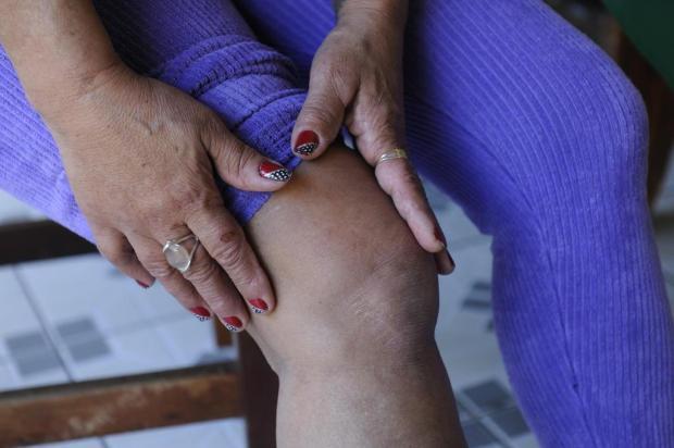 Problemas nos joelhos rendem 107 mil licenças trabalhistas por ano Jandyr Nascimento/Agencia RBS