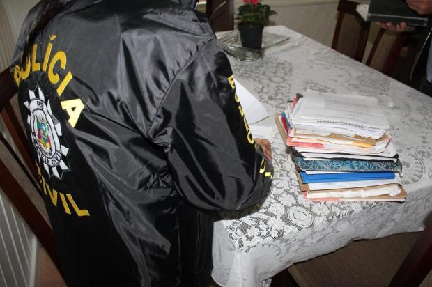 Justiça aceita denúncia do Ministério Público por desvio de R$ 1,4 milhão no RS Polícia Civil/divulgação