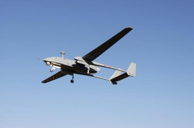 PF usou drone para monitorar Menor P Divulgação/PF