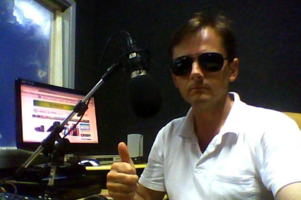 Locutor de rádio sofre tentativa de homicídio durante apresentação de programa no interior gaúcho Arquivo Pessoal/Divulgação
