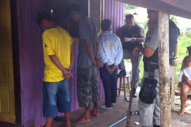 Polícia prende suspeitos de matar guarda municipal em assalto no Litoral Norte Divulgação/Brigada Militar/Divulgação