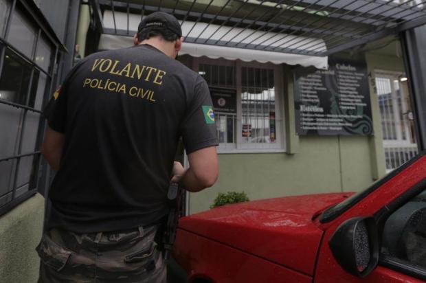 Casal é assaltado após sacar dinheiro em Porto Alegre Diego Vara/Agencia RBS
