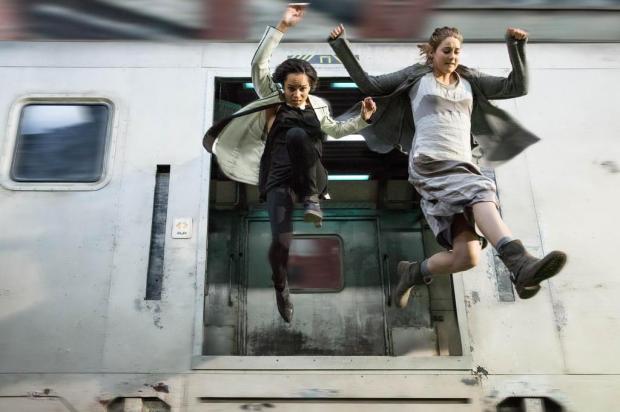 """Inspirado em trilogia de best sellers, """"Divergente"""" chega aos cinemas Paris Filmes/Divulgação"""