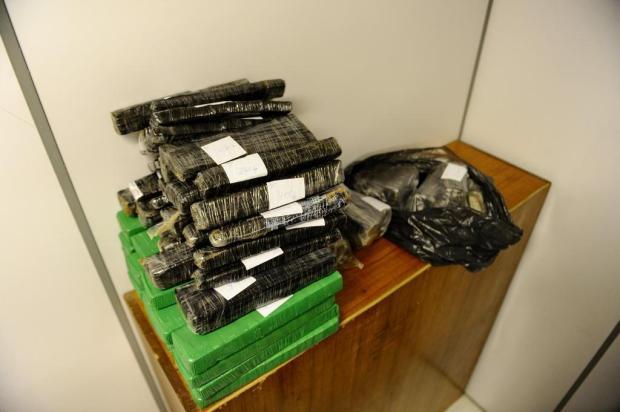 Quadrilha é presa com 30 quilos de maconha e um quilo de crack em Porto Alegre Diogo Zanatta/Especial