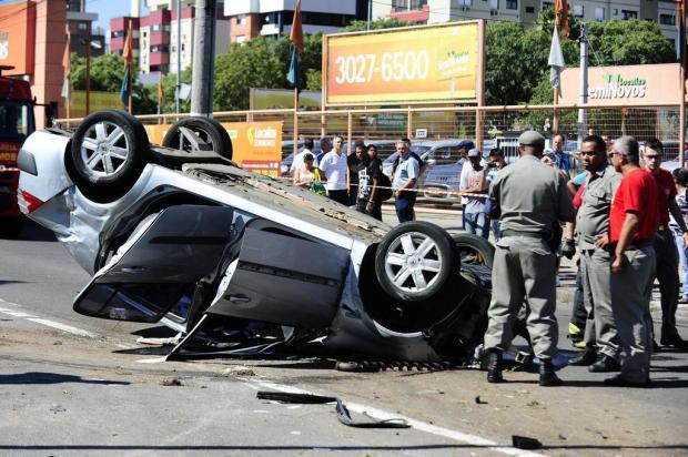Perseguição policial acaba em uma morte e uma prisão em Porto Alegre Ronaldo Bernardi/Agencia RBS