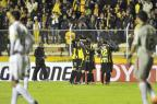 The Strongest vence o Defensor por 2 a 0 em casa Aizar Raldes/AFP