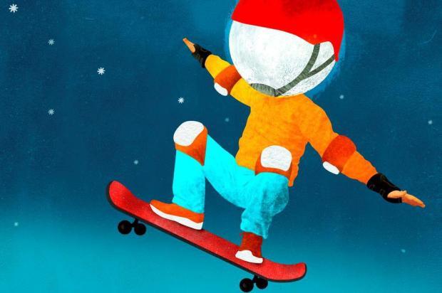 Popularização de atividades como skate e mountain bike aumenta o risco de lesões de cabeça e pescoço Ellen Weinstein/The New York Times