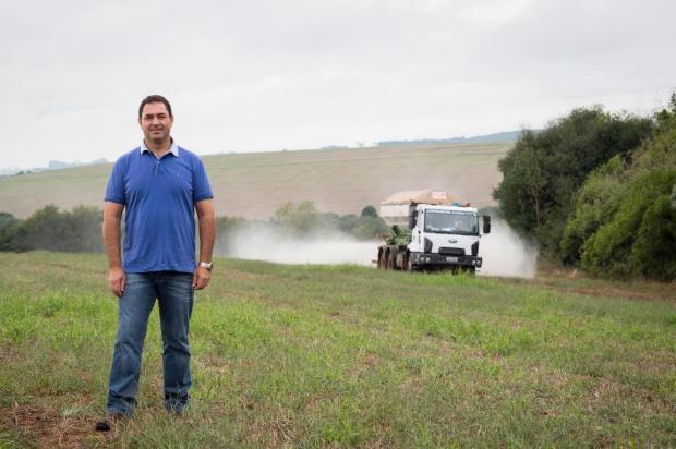 Produtores começam a preparar o plantio do trigo no RS Stéfanie Telles/Especial
