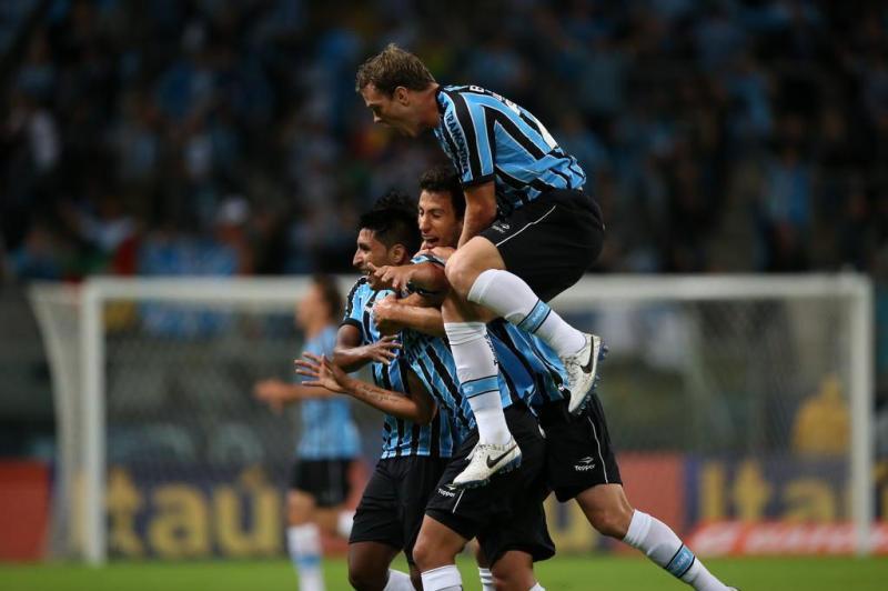 Grêmio e Atlético-MG se enfrentam na Arena pelo Brasileirão 2014:imagem 8
