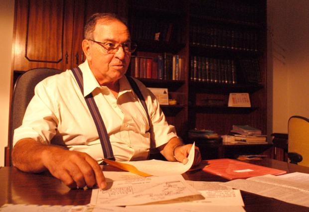 Morre aos 72 anos o compositor Antonio Augusto Ferreira Claudio Vaz /