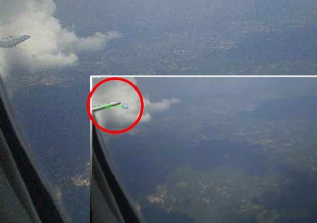 Inacreditável vídeo de discos voadores no Haiti