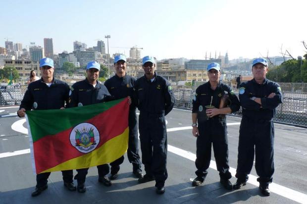 Militares gaúchos integram força que chega ao Líbano Rodrigo Lopes/Zero Hora