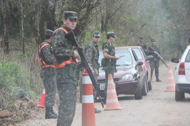Operação coíbe desvio e furto de explosivos usados em crimes no Norte Marielise Ferreira/Agencia RBS