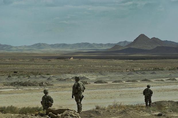 EUA concluem retirada de 33 mil soldados do Afeganistão Tony Karumba/AFP