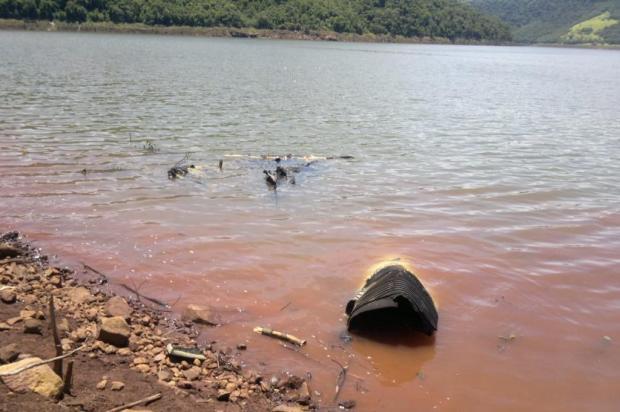Corpo de piloto de avião que sofreu acidente é encontrado às margens do Rio Uruguai Daisy Trombetta/Agencia RBS