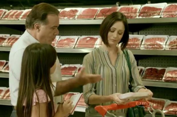 Propaganda de marca de carne provoca críticas de líderes do agronegócio Reprodução/YouTube