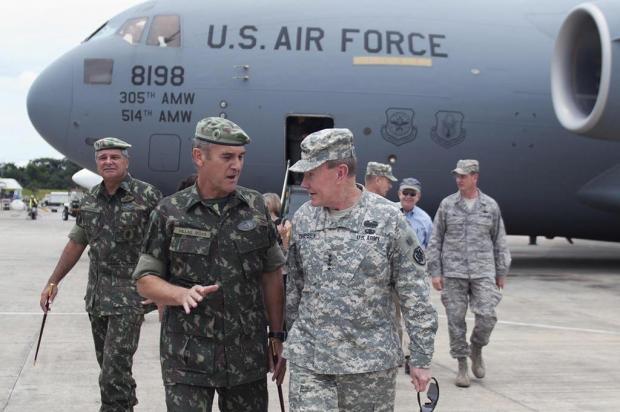 General gaúcho assumirá o comando militar da segurança da Copa 2014 Sgt Sun L. Vega/Chairman of the Joint Chiefs of Staff,FLICKR